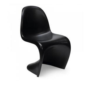 Стул Panton Chair черный