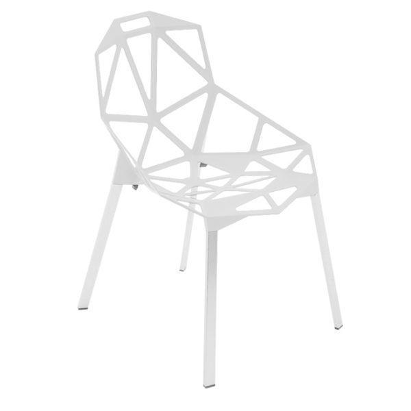 Стул One Chair White Белый