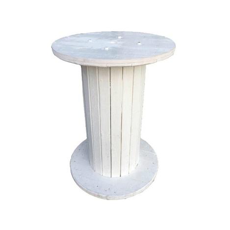 аренда стола фуршетного из паллет