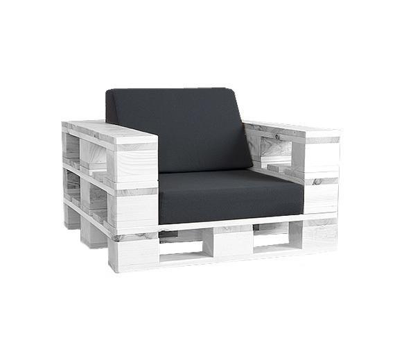 Кресло из паллет в аренду
