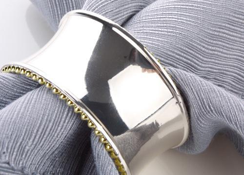Новинка каталога - кольцо для салфетки