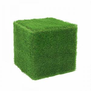 Пуф из травы
