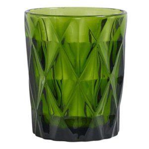 Стакан Даймонд зеленый