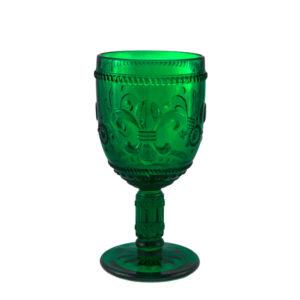 Бокал Лилия зеленый