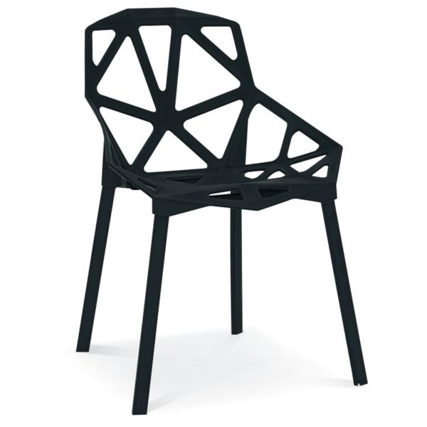 stul-one-chair-black