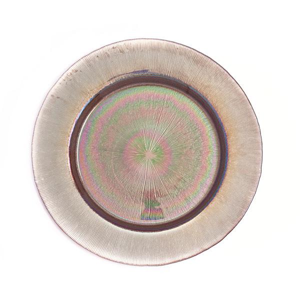 тарелка текстура розовая перламутровая