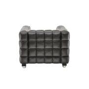 Кресло черное Kubus Black