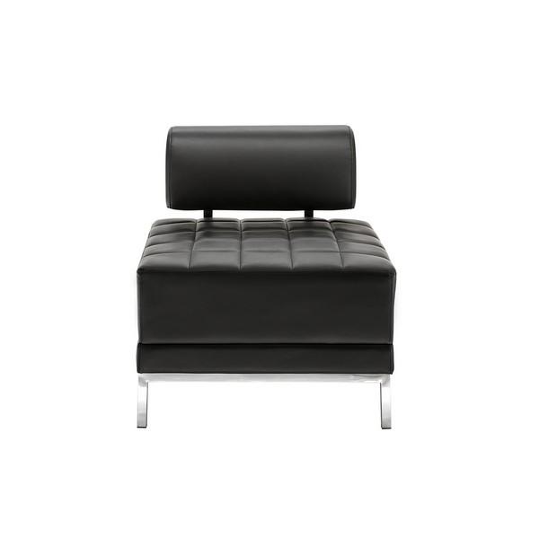 Module Black Sofa аренда модульного дивана