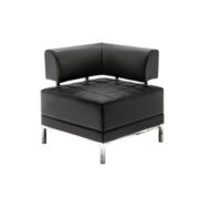 Диван модульный Module Black Angle Sofa