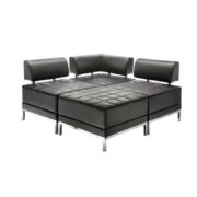 Диван модульный Module Black Sofa