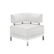 Диван модульный Module White Angle Sofa