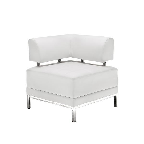 модульный диван Module White Angle Sofa в аренду