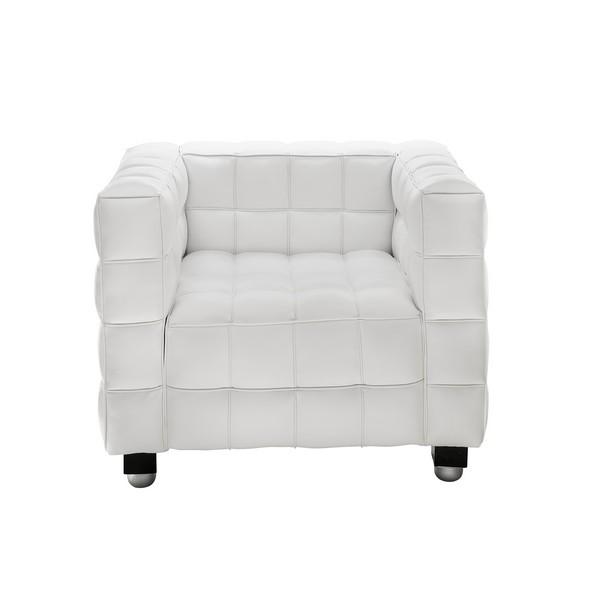 Аренда кресла белого Kubus White