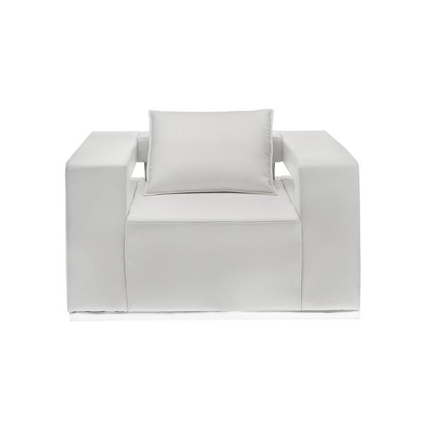 Аренда кресла белого Hi-Tech White
