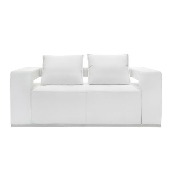 диван Hi-Tech White Sofa напрокат