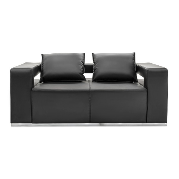 аренда дивана Hi-Tech Black Sofa