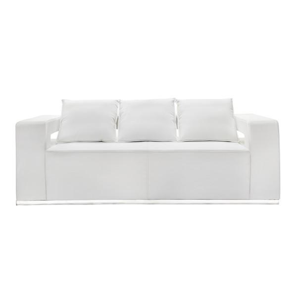 прокат дивана Hi-Tech White Sofa