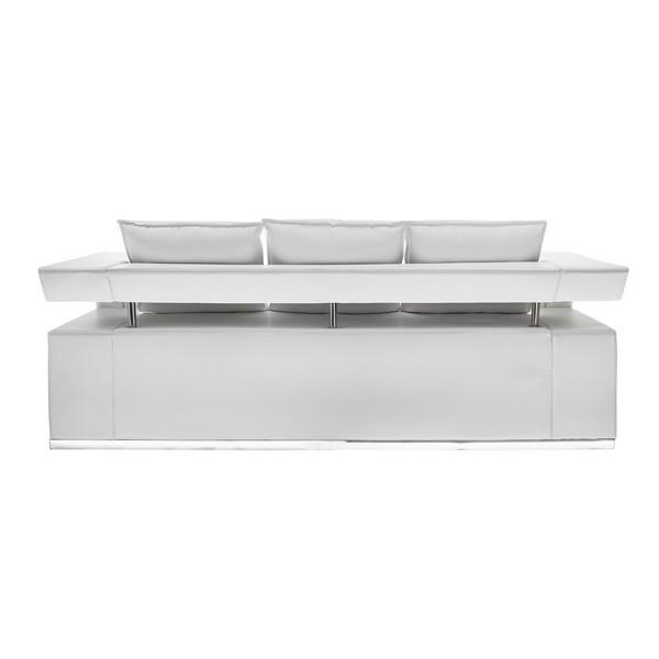 диван Hi-Tech White Sofa в аренду