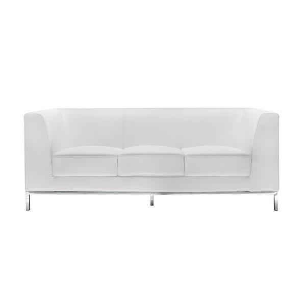 диван President White Sofa напрокат