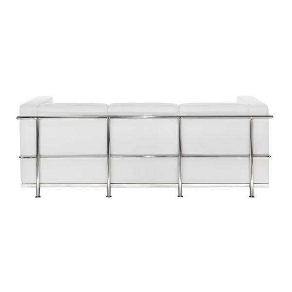 аренда дивана Chrome White Sofa