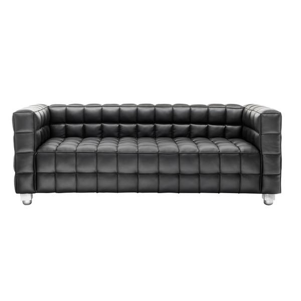 Kubus Black Sofa в аренду
