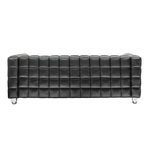 Kubus Black Sofa напрокат
