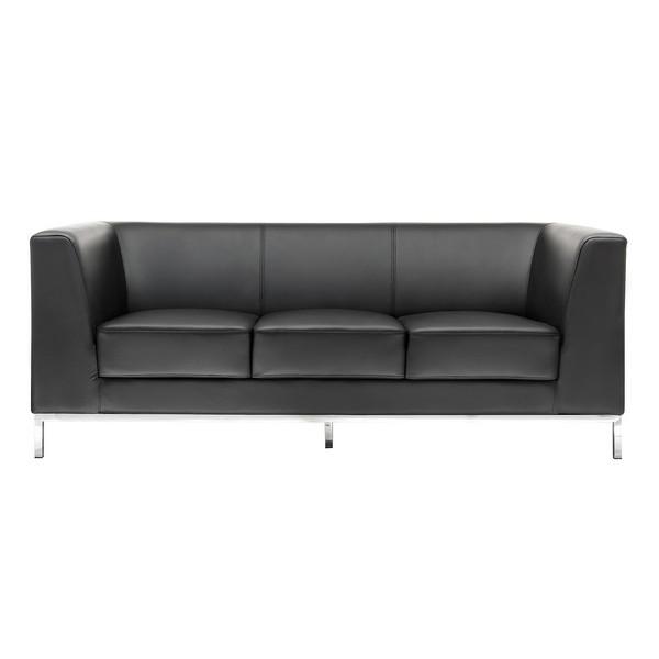 President Black Sofa диван в аренду