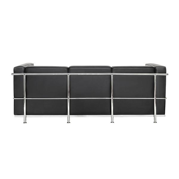 Аренда Chrome Black Sofa