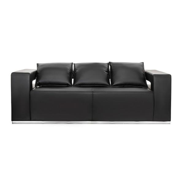 диван Hi-Tech Black Sofa в аренду