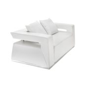 Диван 3-местный Hi-Tech White Sofa